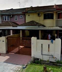Tampoi titiwangsa double storey full loan house