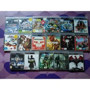 Playstation 3 / PS3 Original Games (USED)