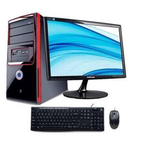 PC Gaming CPU Intel i5,20Lcd,4gb,Gtx 550ti