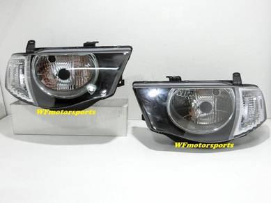 Mitsubishi Triton L200 05_14 Head Light Lamp NEW