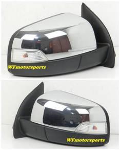 Ford Ranger T6_T7 Auto Flip Door Side Mirror 7 Pin