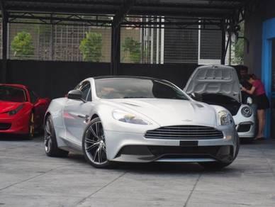 Used Aston Martin Vanquish for sale