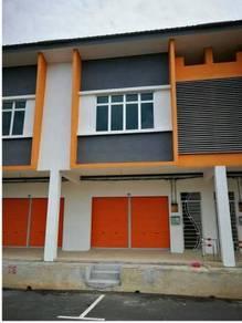 Rumah kedai 2 tingkat ambangan height sungai petani
