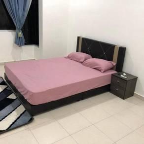 Zennith Suites rumah sewa / Larkin house for rent / Low Depositt