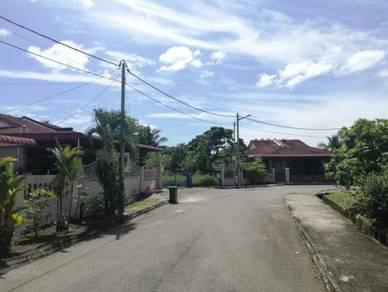 1 Storey Semi D House Coner At Taman Permai Bistari Bedong