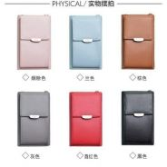 Mobile Phone Purse Women Casual Wallets With Zippe