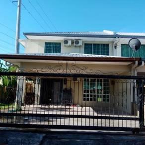 Corner, Doubles Storey Terrace, Jln Bundusan