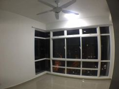 Dwiputra Residences, Partly Furnished Big & Cheap Rental Unit