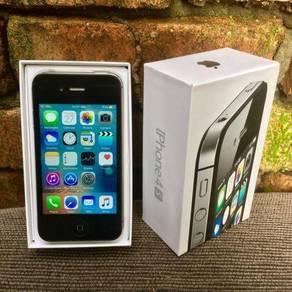 IPHONE 4s 16/32gb FULLBOX BLACK