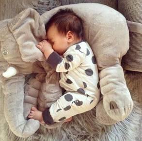 Patung Gajah Ikea Elephant Soft Toy Lembut Baru
