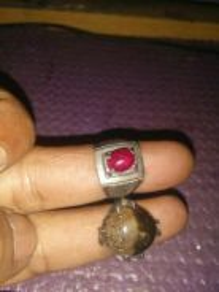 2 Bentuk cincin perak