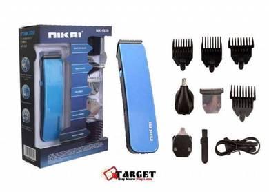 Nikai Electric Hair Nose Beard Trimmer Cutter