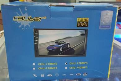 Double din mp5 player caliber