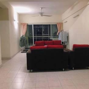 Sharing room at D'aman Ria Condo