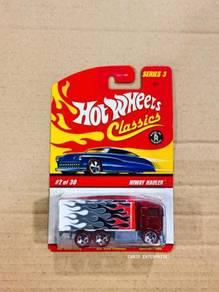 Hot Wheels Cool Classics Hiway Hauler RARE