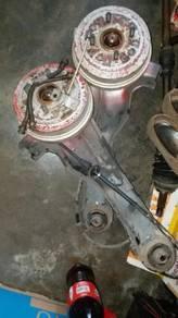 Wira 1.5 drum brake