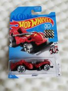 Hotwheels hot_wheels zombot regular TH RTH FS