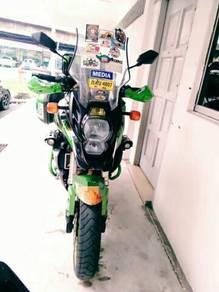 Kawasaki versys 650 kle 650