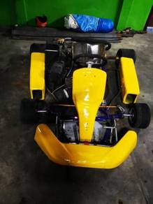 Racing Kart Rotax (Aprillia 125 c/w power valve)
