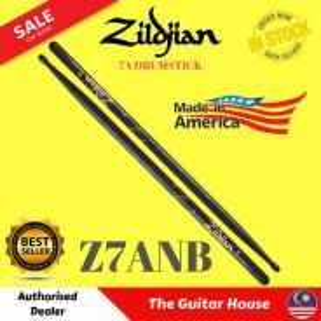 Zildjian Z7ANB Hickory Series 7A Nylon Drumsticks