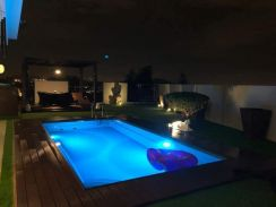 Setia Alam Duta Villa Eco Park Corner 45x82 3sty Semi-D swimming pool