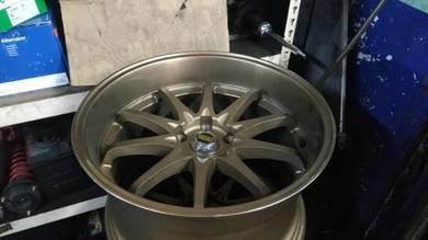 Sport rim 18 inch rays ce28 triton lite fairlady