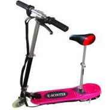 24v escooter for kids pink