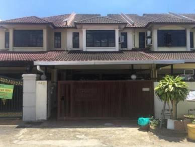 Double Storey Terrace House At Bukit Setongol, Kuantan (MV- 380k)