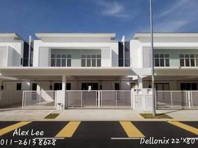 New 2 Storey Superlink 22×80 Dellonix Suraiman 2A , Sendayan