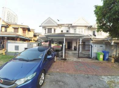 BOOKING 1K 2 Storey Terrace, Jalan Ferum Lima, Seksyen 7, Shah Alam