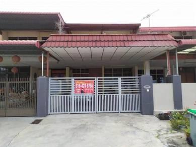 1.5 stry terrace TAMAN MAKMUR NEAR SIN KWANG SCHOOL