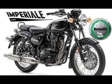 Benelli Imperiale 400 (Low Dep)