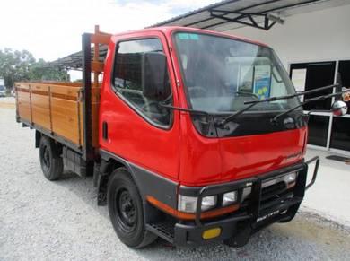 Mitsubishi canter fb511b year 2003