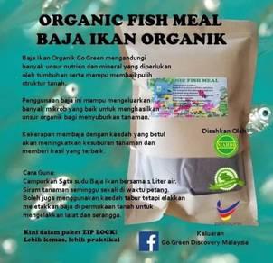Baja ikan organik go green
