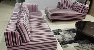 Sofa L Shape utk dijual