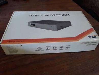 Tm iptv set top box