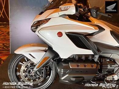 Honda GoldWing 1800 NEW GL1800 Gold Wing DCT TOUR