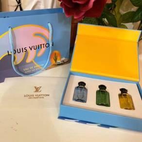 Louis Vuitton Set 3 in 1 Original