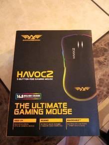 Armageddon Havoc 2 Gaming Mouse