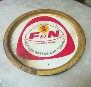 Antik f&n; tray lama