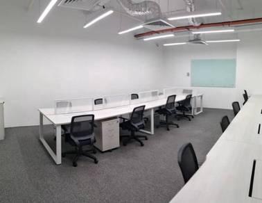 Bangsar Office Space near LRT Bangsar Kuala Lumpur