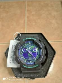 Gshock ga-100bl-1adr