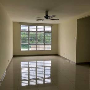 Apartment Larai Presint 6 1200sqft rumah baru