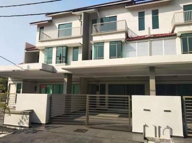 New 2.5 Storey at Promenade Villa Tanjung Lumpur near KPJ Hospital
