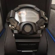 Gshock black panter