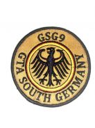 Military Army Tactical Velcro Patch GSG9 Germany