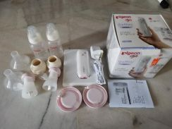 Pigeon GoMini Electric Breast Pump Double