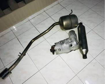 Myvi Standard Exhaust