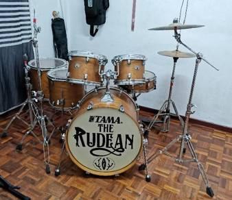 Tama silverstar limited edition drum