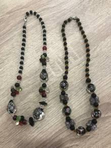 Brand New Necklace 2pcs